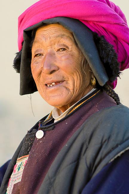 Asia; China; Yunnan Province; Zhongdian District; Tibetan Cultural Area; Tibetan Minority