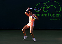 LARA ARRUABARRENA (ESP)<br /> <br /> MIAMI OPEN, CRANDON PARK, KEY BISCAYNE, FLORIDA, USA<br /> <br /> &copy; TENNIS PHOTO NETWORK