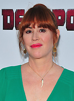New York, NY - May 14: Molly Ringwald attends the 'Deadpool 2' screening at AMC Loews Lincoln Square on May 14, 2018 in New York City..  <br /> CAP/MPI/PAL<br /> &copy;PAL/MPI/Capital Pictures