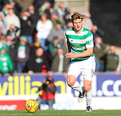 4th November 2017, McDiarmid Park, Perth, Scotland; Scottish Premiership football, St Johnstone versus Celtic; Stuart Armstrong