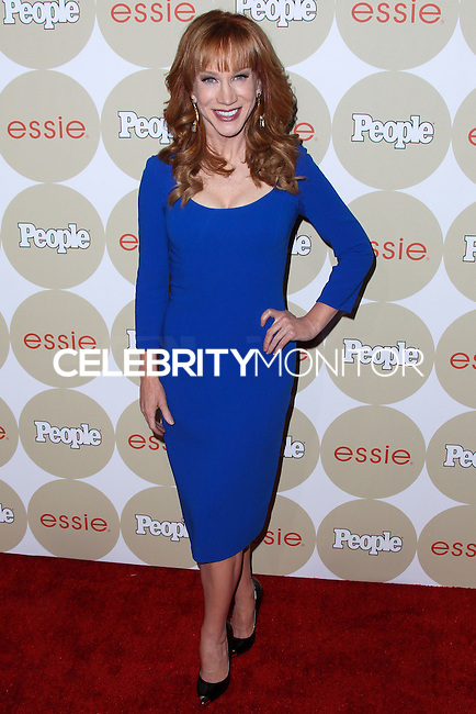 """LOS ANGELES, CA - OCTOBER 09: Actress/Comedian Kathy Griffin arrives at People's """"ONES To Watch"""" Party held at Hinoki & The Bird on October 9, 2013 in Los Angeles, California. (Photo by Xavier Collin/Celebrity Monitor)"""