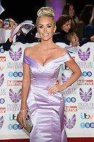 LONDON, UK. October 29, 2018: Laura Anderson at the Pride of Britain Awards 2018 at the Grosvenor House Hotel, London.<br /> Picture: Steve Vas/Featureflash