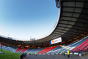 5th October 2017, Hampden Park, Glasgow, Scotland; FIFA World Cup Qualification, Scotland versus Slovakia; General view of Hampden Park, Scotland's national stadium