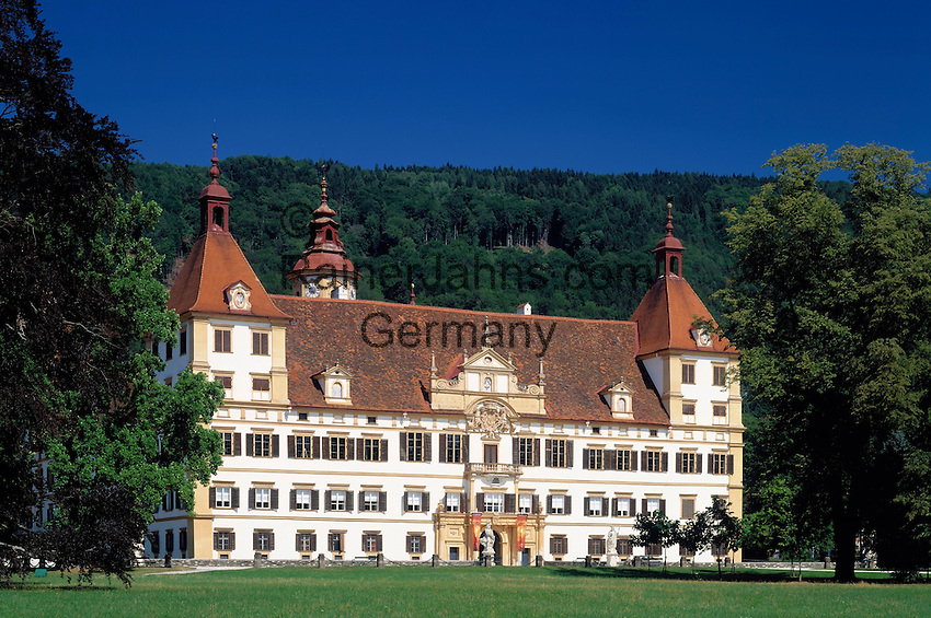Austria, Styria, Graz: castle Eggenberg
