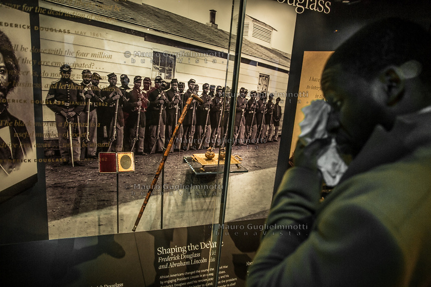 Washington- National Museum of African American History and Culture<br />