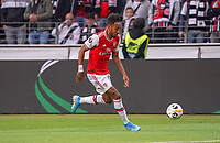 Pierre-Emerick Aubameyang (Arsenal London) - 19.09.2019:  Eintracht Frankfurt vs. Arsenal London, UEFA Europa League, Gruppenphase, Commerzbank Arena<br /> DISCLAIMER: DFL regulations prohibit any use of photographs as image sequences and/or quasi-video.