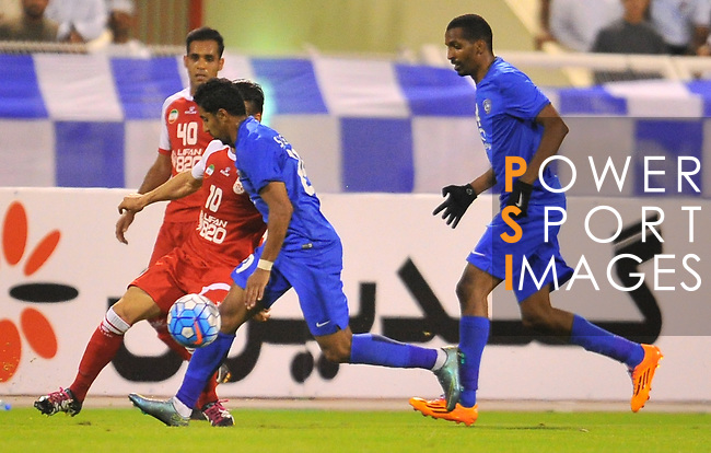 TRACTORSAZI TABRIZ (IRN) vs AL HILAL (KSA) during their AFC Champions League Group C match on 03 May 2016 held at the Sultan Qaboos Sports Complex, in Muscat, Oman. Photo by Stringer / Lagardere Sports