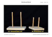 Hardwood Stand