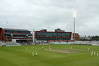 General view of play during Lancashire CCC vs Essex CCC, Specsavers County Championship Division 1 Cricket at Emirates Old Trafford on 6th September 2017