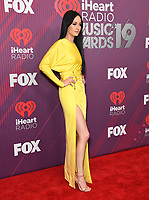 14 March 2019 - Los Angeles, California - Kacey Musgraves. 2019 iHeart Radio Music Awards - Press Room held at Microsoft Theater. Photo Credit: Birdie Thompson/AdMedia