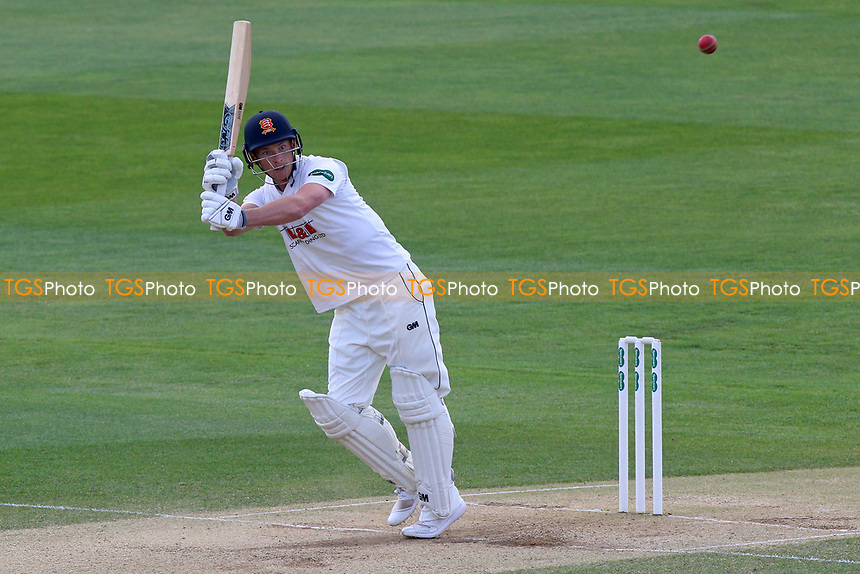 Tom Westley in batting action for Essex during Essex CCC vs Lancashire CCC, Specsavers County Championship Division 1 Cricket at The Cloudfm County Ground on 10th April 2017