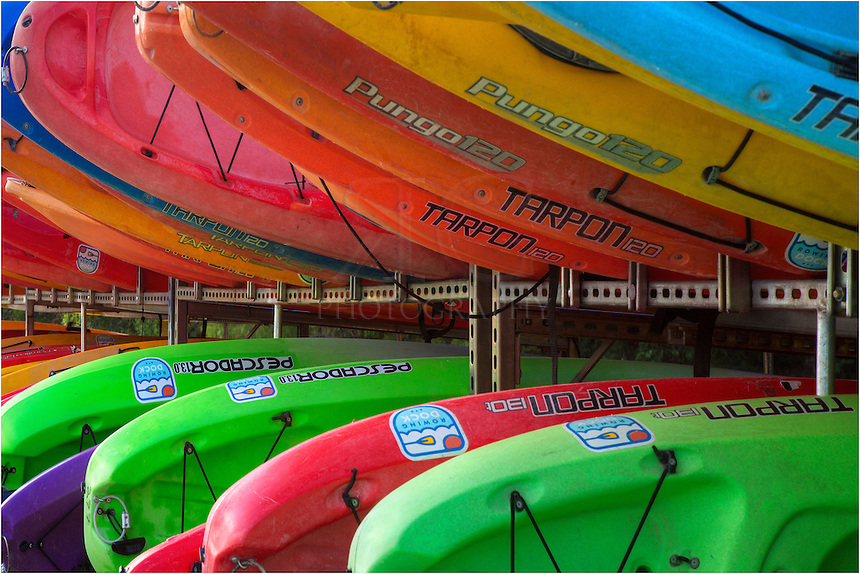 I always like color, especially when it is in contrast with others. While enjoying some time with my family on Lady Bird Lake (still Town Lake to us long time locals), I couldn't help but swing into the Rowing Deck near the Mopac overpass and take a few shots of the colorful canoes lined up for rental on a warm fall weekend. The folks that run this joint are super nice and talked a while about all the services they offered. I'll be coming back here one of these days to take a paddle around the lake!