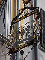 Restaurant Ostarichi,  Herzog-Friedrich-Stra&szlig;e 13, Innsbruck, Tirol, &Ouml;sterreich, Europa<br /> Restaurant Ostarichi, Herzog-Friedrich St., Innsbruck, Tyrol, Austria, Europe