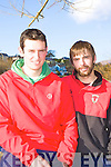 Fossa rowers at the Kerry Head of the River in Killorglin on Saturday Kieran Kennedy and Diarmuid Galvin