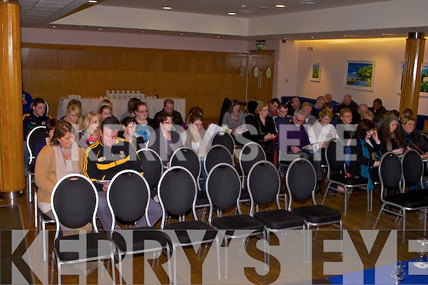 KERRY LADIES AGM: The Kerry Ladies Football AGM at the Ballyroe Heights hotel on Sunday