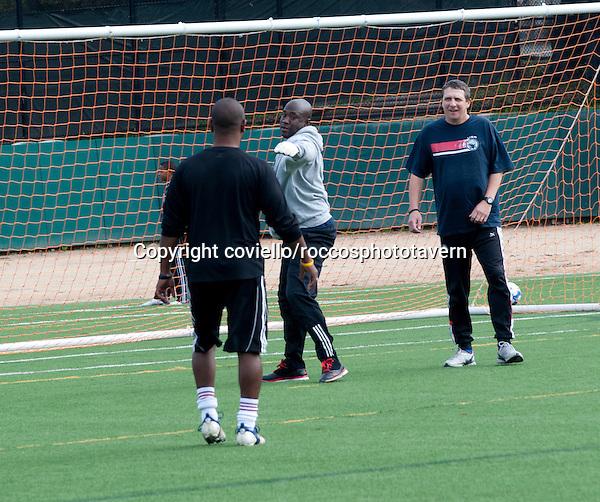 2011 Salem State University Alumni Athlete Party and Soccer Game.