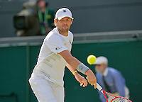 28-06-12, England, London, Tennis , Wimbledon,   Mardy Fish