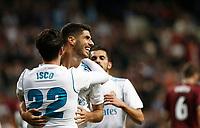 2017.10.22 La Liga Real Madrid CF VS SD Eibar