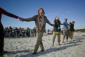 California Organic Farmers Dance for Rain 2014