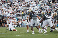 Stanford Football v University of Central Florida, September 14, 2019