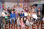 60th Birthday : Teresa Kennelly, Tarbert  celebrating her surprise 60th birthday party with family &  friends at Parker's Bar, Kilflynn on Friday night last.