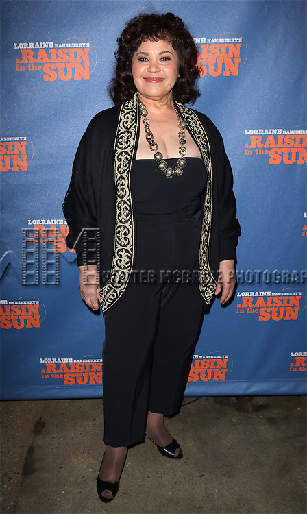 "Michele Shay attends the Broadway Opening Night After Party for  ""A Raisin In The Sun"" at Tribeca Rooftop on April 3, 2014 in New York City."