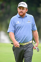 J.B. Holmes (USA) after sinking his putt on 17 during round 3 of the World Golf Championships, Mexico, Club De Golf Chapultepec, Mexico City, Mexico. 3/4/2017.<br /> Picture: Golffile | Ken Murray<br /> <br /> <br /> All photo usage must carry mandatory copyright credit (&copy; Golffile | Ken Murray)