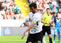 David Abraham (Eintracht Frankfurt) - 08.04.2018: Eintracht Frankfurt vs. TSG 1899 Hoffenheim, Commerzbank Arena