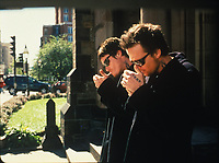 The Boondock Saints (1999) <br /> Sean Patrick Flanery &amp; Norman Reedus<br /> *Filmstill - Editorial Use Only*<br /> CAP/KFS<br /> Image supplied by Capital Pictures