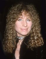 Barbara Streisand UNDATED<br /> Photo By Adam Scull/PHOTOlink.net /MediaPunch