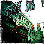London, United Kingdom. June 3rd 2012..Queen Elizabeth II Diamond Jubilee 1952-2012.