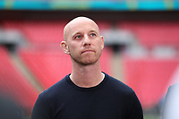 Nicky Butt during the Vanarama National League Playoff Final between AFC Fylde & Salford City at Wembley Stadium, London, England on 11 May 2019. Photo by James  Gil.