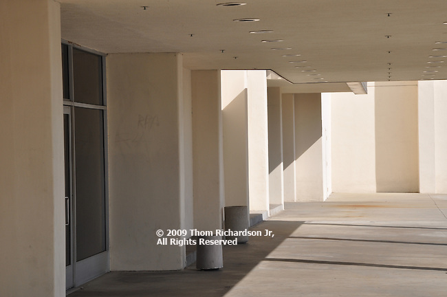 Outside Corridor, N Hollywood, CA