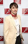 Reeve Carney attends The New Dramatists 70th Annual Spring Luncheon honoring Nathan Lane at Marriott Marquis on May 14, 2019  in New York City.