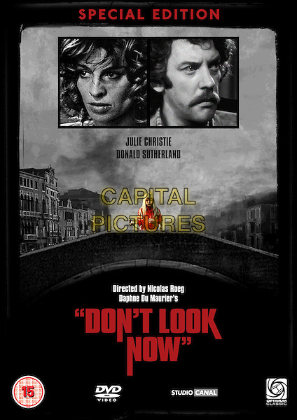 Don't Look Now (1973) <br /> POSTER ART<br /> *Filmstill - Editorial Use Only*<br /> CAP/KFS<br /> Image supplied by Capital Pictures