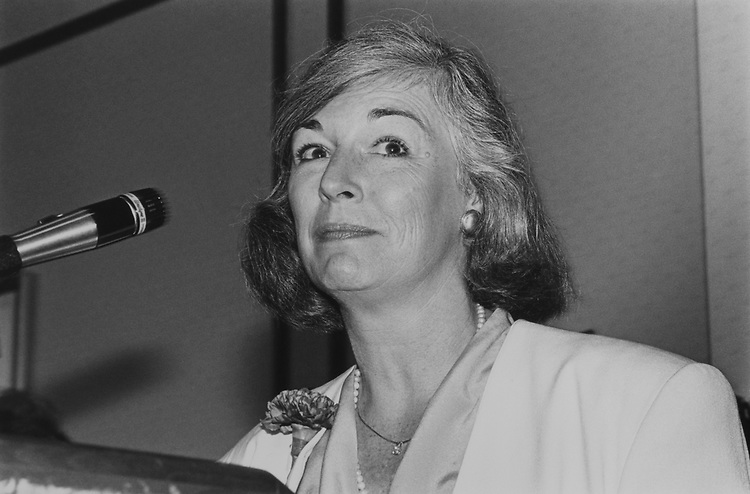 Rep. Lynn Woolsey, D-Calif., in July 1992. (Photo by Laura Patterson/CQ Roll Call via Getty Images)