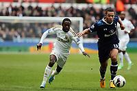 2013 03 30 Swansea City v Tottenham Hotspur, Liberty Stadium, Wales, UK