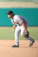 Charlie Culberson - Scottsdale Scorpions - 2010 Arizona Fall League.Photo by:  Bill Mitchell/Four Seam Images..