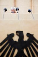 Berlin, der Bundesratsvorsitzende und Ministerpräsident von Baden-Württemberg, Winfried Kretschmann (Bündnis 90/Die Grünen) am Freitag (03.05.13) bei der 909. Sitzung des Bundesrats in Berlin.