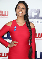 BEVERLY HILLS, CA - DECEMBER 3: Lilly Singh, at ACLU SoCal's Annual Bill Of Rights Dinner at the Beverly Wilshire Four Seasons Hotel in Beverly Hills, California on December 3, 2017. Credit: Faye Sadou/MediaPunch /NortePhoto.com NORTEPHOTOMEXICO
