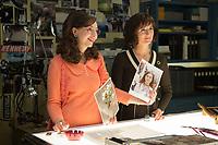 Good Girls Revolt (2015 - )<br /> 'Pilot' (Season 1, Episode 1)<br /> Erin Darke, Grace Gummer <br /> *Filmstill - Editorial Use Only*<br /> CAP/KFS<br /> Image supplied by Capital Pictures