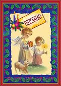 Alfredo, CHRISTMAS CHILDREN, WEIHNACHTEN KINDER, NAVIDAD NIÑOS, paintings+++++,BRTOCH31725CP,#xk# ,angel,angels