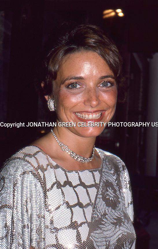Karen Allen 1985 by Jonathan Green