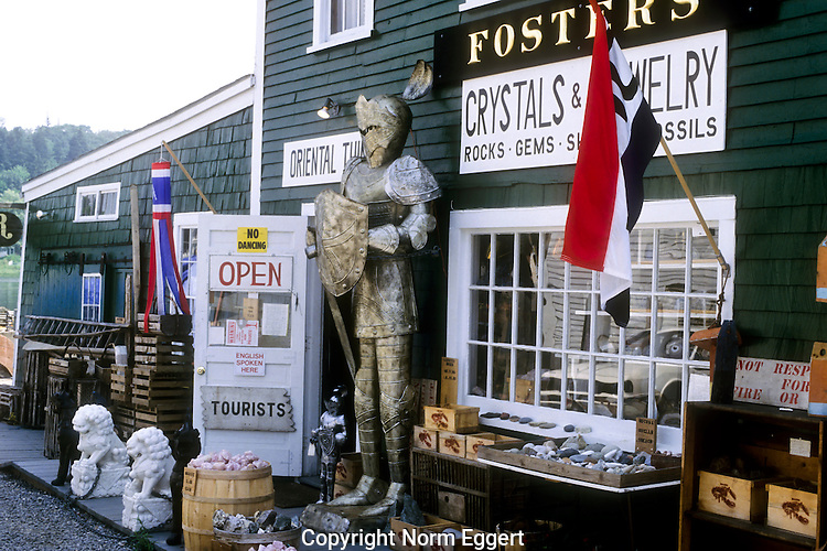 Shops at Boothbay Harbor, Maine