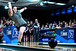 CLAYTON, MO - APRIL 14: Maria Bulanova #13 of Vanderbilt University bowls during the Division I Women's Bowling Championship held at Tropicana Lanes on April 14, 2018 in Clayton, Missouri. Vanderbilt University defeated McKendree University 4-3. (Photo by Tim Nwachukwu/NCAA Photos via Getty Images)
