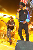 NEW YORK, NY - JUNE 2, 2019 Billy Ray Cyrus & LiL Nas X perform at Summer Jam at Met Life Stadium, June 2, 2019 in East Rutherford, NJ. <br /> CAP/MPIWG<br /> ©WG/MPI/Capital Pictures