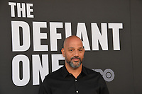 Allen Hughes at the premiere for the HBO documentary series &quot;The Defiant Ones&quot; at the Paramount Theatre. Los Angeles, USA 22 June  2017<br /> Picture: Paul Smith/Featureflash/SilverHub 0208 004 5359 sales@silverhubmedia.com