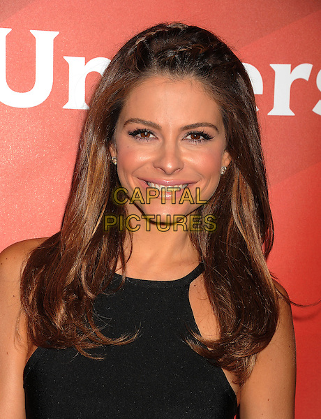 BEVERLY HILLS, CA- JULY 14: TV personality Maria Menounos attends the 2014 Television Critics Association Summer Press Tour - NBCUniversal - Day 2 held at the Beverly Hilton Hotel on July 14, 2014 in Beverly Hills, California.<br /> CAP/ROT/TM<br /> &copy;Tony Michaels/Roth Stock/Capital Pictures