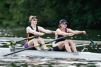 Race: 182 S2x Quarter-Final - Bath Univ vs Leeds RC/ York City RC<br /> <br /> Henley Women's Regatta 2017<br /> <br /> To purchase this photo, or to see pricing information for Prints and Downloads, click the blue 'Add to Cart' button at the top-right of the page.