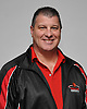 Coach Mike Spina of Floral Park poses for a portrait during the Newsday All-Long Island varsity girls basketball photo shoot at company headquarters on Tuesday, Mar. 29, 2016.
